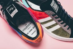 "cheap for discount 6beb3 83389 Шаренило од Адидас – The Fourness x adidas Originals Campus 80s ""Jam""    Friday"
