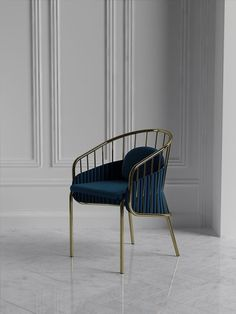 Modern Dining Chairs are every bit as important as your luxury dining table, so we reckon it's about time we pay them the attention they deserve Luxury Chairs, Luxury Dining Room, Dining Room Design, Dining Room Chairs, Lounge Chairs, Dining Tables, Art Deco Furniture, Design Furniture, Chair Design