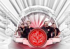 Eintracht Frankfurt  2015/16 Nike Home Kit