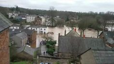 Cumbria floods: Some areas flooded for third time in a month - BBC News Cumbria, Bbc News, Third, December, Soccer, Rain, England, Football, Mansions