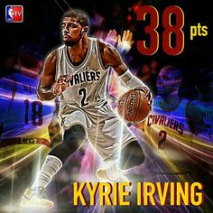 @k1irving records a season-high 38 pts, but the @houstonrockets win 105-93 on the road