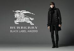 Alex Dunstan for Burberry Black Label Autumn Winter 2010 Fall Winter, Autumn, Lanvin, Burberry, Spiritual, Label, Collection, Black, Fashion