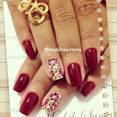 Instagram by madahsantana #nails #nailart #naildesigns Great Nails, Fabulous Nails, Perfect Nails, Gorgeous Nails, Creative Nail Designs, Colorful Nail Designs, Toe Nail Designs, Shellac Nails, Diy Nails