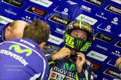 MotoGP: Q&A with Valentino Rossi following his crash in the opening laps of the Gran Premio Movistar de Aragon