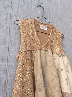 upcycled Dress / romantic Upcycled / Patchwork Dress par CreoleSha