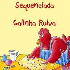 Sequenciada com 13 páginas com atividades de alfabetização e matemática no link http://www.janainaspolidorio.com/sequenciada-a-galinha-ruiva.html
