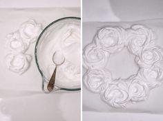 Christmas Dessert - Pavlova Wreath - AO Life