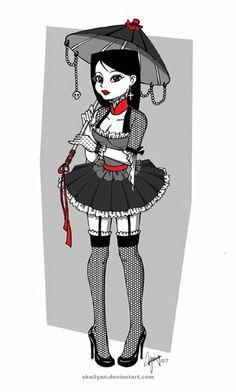 Gothic Disney Princess | Gothic Disney : Interest Checks