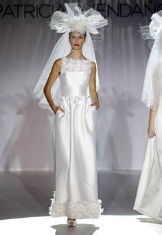 Vestido de noiva de Patricia Avendaño