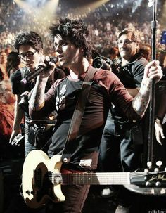 Maybe if kids hear Green Day they'll go out and buy a Ramones record- Billie Joe Armstrong (Thank you  Billie) ;)