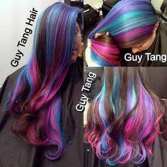 Guy Tang Hair Artist