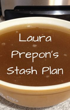 Dr Oz: Laura Prepon Stash Plan + Bone Broth For Inflammation
