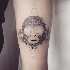 Les étonnants tatouages de Guga Scharf (image)
