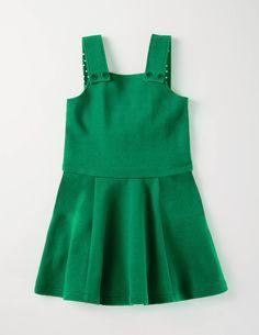 Jersey Pinafore Dress 33487 Dresses at Boden