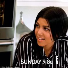 'Khloe, my singing, is different' Kourtney replies calmly, trying to not let her younger s...