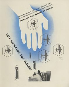 Jean Carlu for CCA 1942