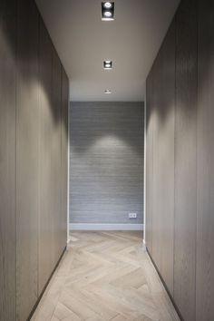 Architechtenbureau-Laren-Nieuwbouw Planchers En Chevrons, Floor Design, House Design, Interior And Exterior, Interior Design, Interior Styling, Wall Finishes, Extra Rooms, Timber Flooring