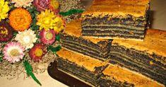 "Un desert frumos și incredibil de gustos: tort polonez ""Pani Walewska"" - Bucatarul Sweets Recipes, Cake Recipes, Cooking Recipes, Desserts, Toffee Bars, Good Food, Yummy Food, Romanian Food, Desert Recipes"