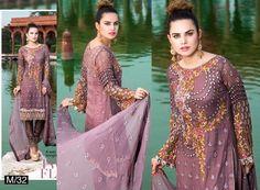 Maryam Chiffon Vol-13 2017 M32 | Clothing9 Store