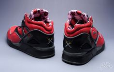 "Marvel x Reebok Pump Omni Lite - ""Deadpool"""