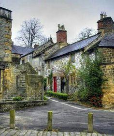 Derbyshire. England