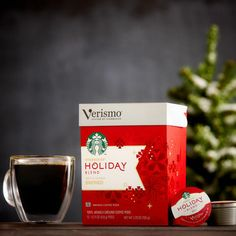 Verismo™ Holiday Blend Brewed Coffee Pods. $5.99 at StarbucksStore.com