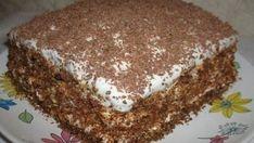 Luxusní dezert se zakysnou smetanou s jemnou chutí – připravený za 5 minut!   Vychytávkov Sweets Recipes, Vanilla Cake, Tiramisu, Sweet Tooth, Deserts, Food And Drink, Gluten, Pudding, Cooking