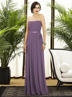 Dessy Collection Style 2886 http://www.dessy.com/dresses/bridesmaid/2886/  I LOVE THIS TOO!!!  The Belt is so good!