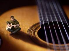 Загрузка картинки: музыкант, гитара, музыка / 384896 - bestforce.ru