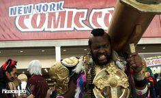Mais uma vez este ano, eme New York, o contribuinte residente Michael Tapp estava cobrindo New York Comic Con 2012 para este fim de semana, e que com o tempo ele entregou algumas fotos impressionantes do evento e seus muitos cosplayers.