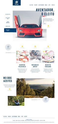 KDS Web Design Inspirations Board - Find us in www.kds.com.ar or Facebook/KDSARG and Twitter/KDSARG / Tags: #webdesign #inspiration