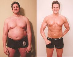 Body for Life Champion 2006,  Andrew Crouch