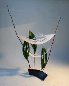 Russian:  Ikebana