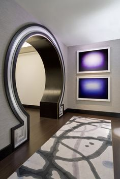 80 POP Arches Designs, POP walls for modern homes Interiors 2019 House Design, Modern Houses Interior, House Interior, Elegant Living Room Decor, Room Partition Designs, House Front Design, Modern House, Ceiling Design, Living Room Designs