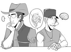 Team Fortress 2, Tf2 Scout, Overwatch, Character Design, Fandoms, Medical, Fan Art, Otp, Gaming