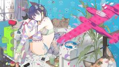 Anime Mouse Pad 333