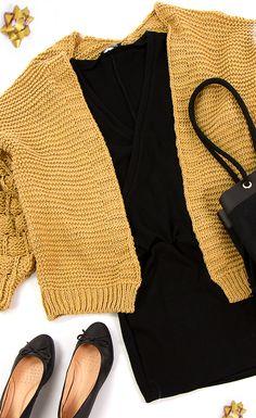 sukienka, sweter, torebka, baleriny Adidas, Sweaters, Outfits, Fashion, Moda, Suits, Fashion Styles, Sweater, Fashion Illustrations