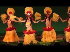 Tahitian Dance Mori - Tahiti - French Polynesia