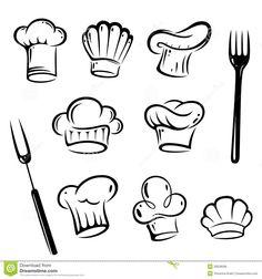 gastronomia desenho - Pesquisa Google