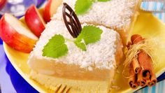 Learn how to prepare Quick Cake with Peaches. Arrange half the biscotti in a bowl after dipping . Peach Puree, Quick Cake, Biscotti Cookies, Something Sweet, Vanilla Cake, Ale, Special Occasion, Cheesecake, Pudding