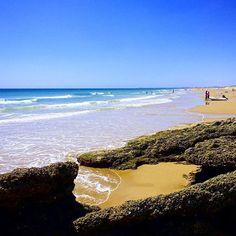 Playa de El Palmar (Vejer de la Frontera, Cádiz)