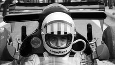 Tom Pryce in the cockpit of his Shadow, Spanish Grand Prix, Jarama, Spain, May 2, 1976