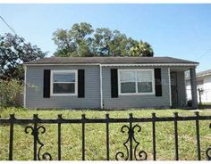 Recently Renovated Sweet 2/1 near Regan Park. 1315 E LOUISE AVE  TAMPA, FLORIDA