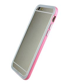 Look at this Atomic9 Light Pink Bumper Case for iPhone 6 on #zulily today!