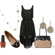"""Seeing dots"" by ljjenness on Polyvore"