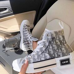 dior shoes sneakers Behind The Scenes By culturfits Cute Sneakers, High Top Sneakers, Shoes Sneakers, Shoes Heels, Women's Sneakers, Gucci Shoes, Shoes Men, Adidas Shoes, Jordan Shoes Girls