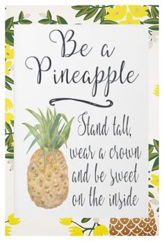 """I Love Pineapple"" by mish-01 ❤ liked on Polyvore featuring Rifle Paper Co"