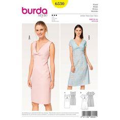 Střih Burda číslo 6530 - Eshop www.burda-strihy.cz