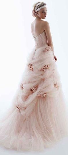wedding dress - JoyHandmade