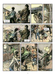 """""""Spy Games"""" Comic - Kim Jung Gi"""